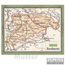 geography wall map 75 cm